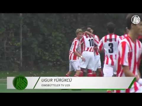 Eimsbütteler TV - JFV HH-Oststeinbek (U19 A-Jugend, Verbandsliga) - Spielszenen | ELBKICK.TV