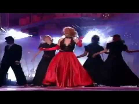 Britney Spears - Baby One More Time/Crazy Medely (Live EMA 1999)