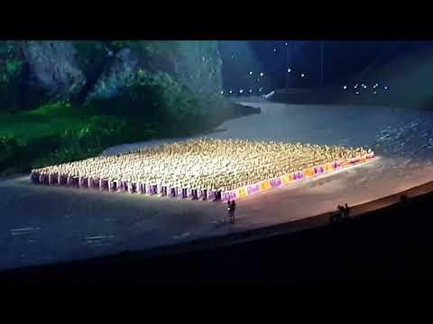 Asian Games 2018 - Saman Dance of Aceh