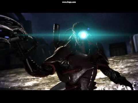 Mass Effect - Дельфин (Война).wmv