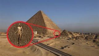 5 Lần Xác Ướp Xuất Hiện Vô Tình Được Camera Quay Lại Ngoài Đời Thật || 5 Mummies Caught On Camera