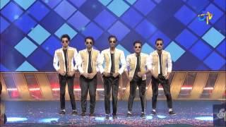 MG Team Dance Performance in Kadapa ETV @ 20 Celebrations 24th April 2016