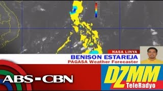 DZMM TeleRadyo: Low pressure area off Cagayan likely to fizzle - PAGASA