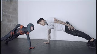 SPIDERMAN Workout Ft. Zen Heria