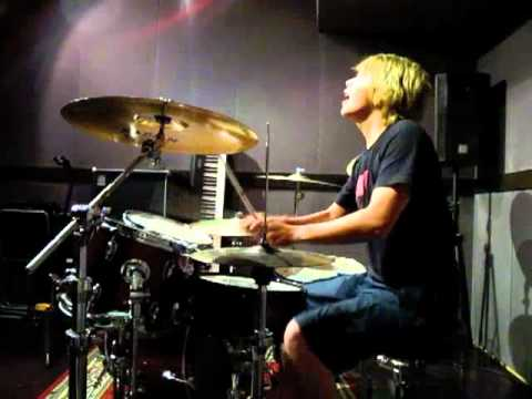 ONE OK ROCK-C.h.a.o.s.m.y.t.h  (Drum Cove by LIANG)