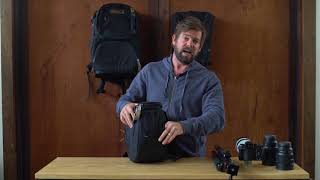 2018 Mountainsmith x Andy Mann Descent Camera Pack