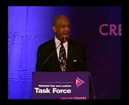 Rev. James Forbes at the 2007 New York Leadership Awards ...