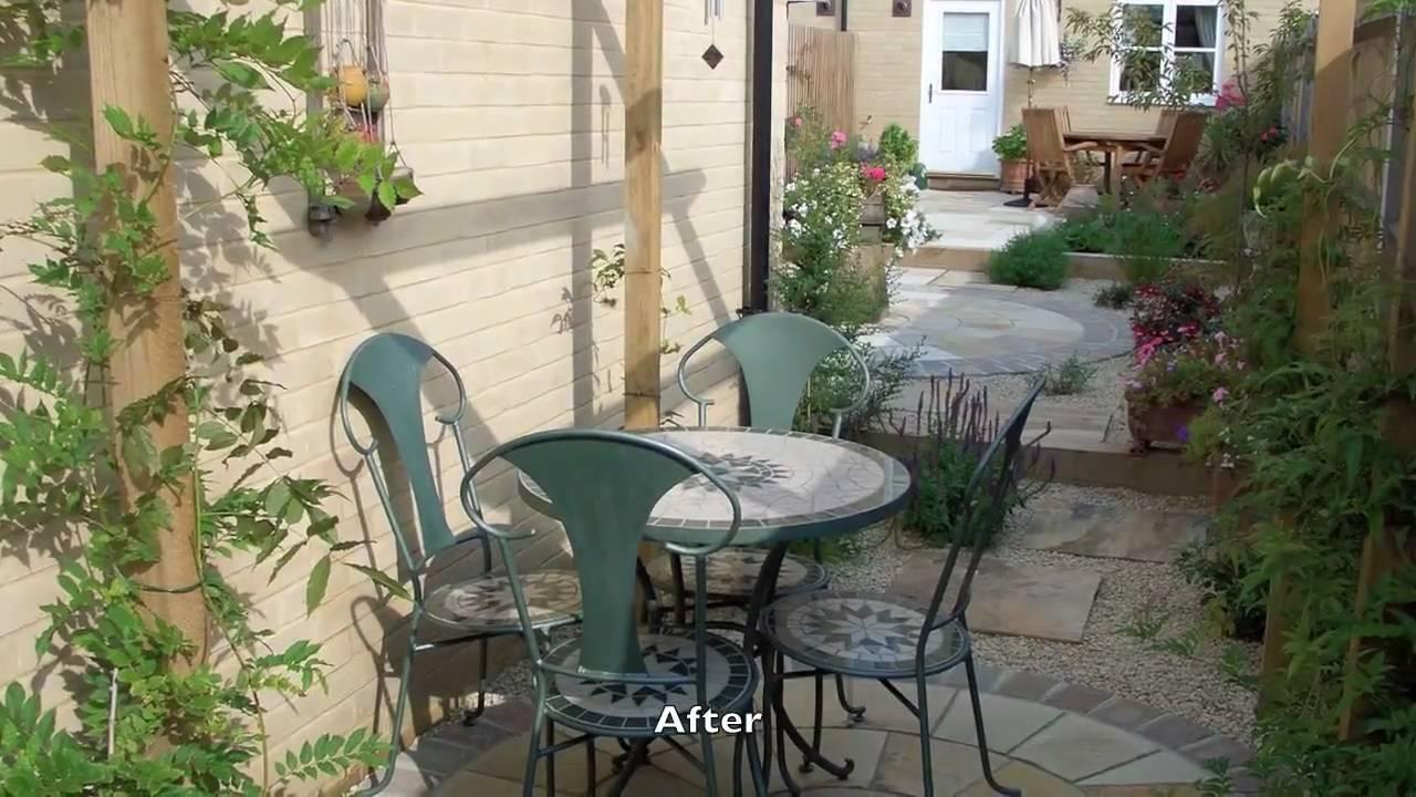 Small Garden & Medium Sized Garden Ideas Pictures Gallery ... on Medium Sized Backyard Ideas id=78191