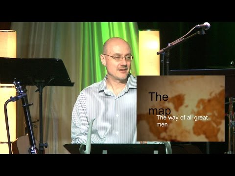 May 3, 2015  The Map: The Way of All Great Men, Speaker David Murrow