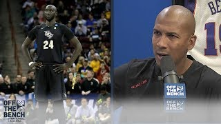 Kanell and Bell: Would you DRAFT Tacko Fall?   Off The Bench   CBS Sports HQ