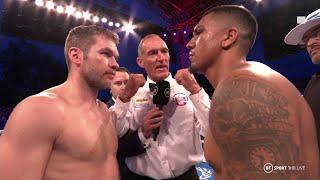 Full fight: Luke Keeler v Luis Arias big upset!