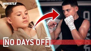 11-Year-Old Boxing Prodigy | Javon 'Wanna' Walton Training & Workouts