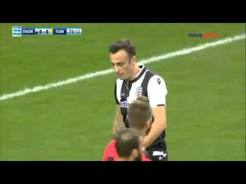 ΠΑΟΚ - ΠΑΝΑΙΤΩΛΙΚΟΣ 0-0 (2015-16)
