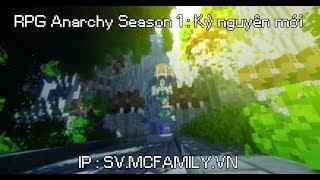 Minecraft RPG] Class Archer - Test Skill - Minecraft Việt Nam