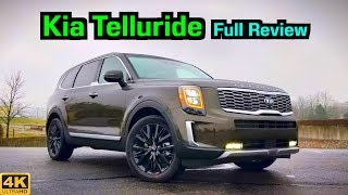 2020 Kia Telluride: FULL REVIEW + DRIVE | Kia KO's the Competition!