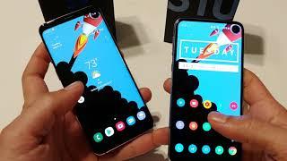 Galaxy S9 vs Galaxy S10e: Full Comparison!