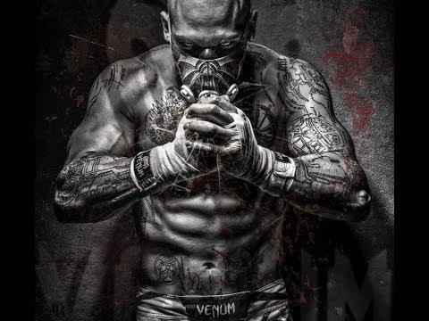 MMA Aggressive Training (Motivation by Jerome Pina VENUM )