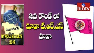 TRS Candidate Saidi Reddy Leads in Second Round..