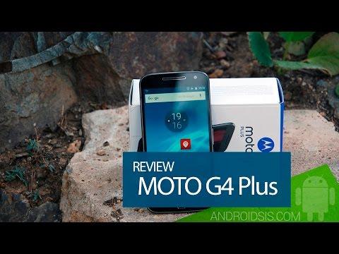 Moto G4 Plus, análisis en Español