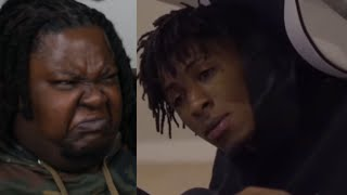 Nba YoungBoy - I Ain't Scared REACTION!!!