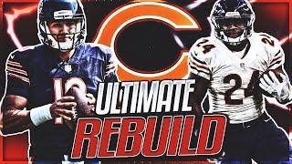 Jordan Howard + Tarik Cohen Godly Smash/Dash RB Combo | Chicago Bears Ultimate Rebuild -- EP 11
