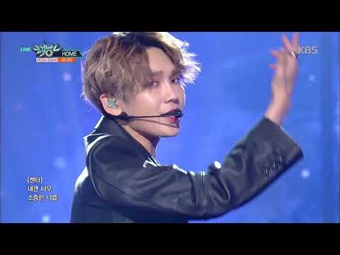 뮤직뱅크 Music Bank - HOME - JBJ95.20181102