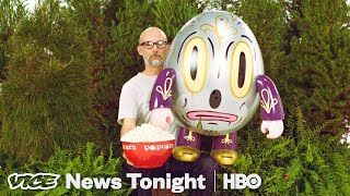 "Moby Tells Us About The Time He ""Knob-Touched"" Donald Trump (HBO)"
