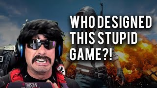 Over 20mins of DrDisRespect rants and rage