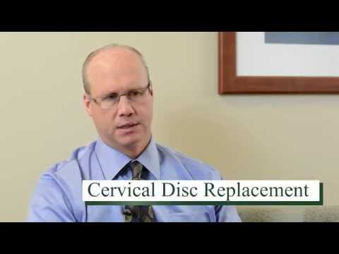 Cervical Disc Replacement - James Eule, M.D.