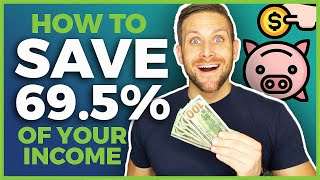 How I Save More Than 69.5% Of My Income - Financial Independence