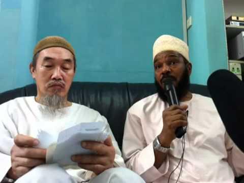 Shaykh Hussain Yee & Dr Bilal philips - 20/02/2011 - 12/13