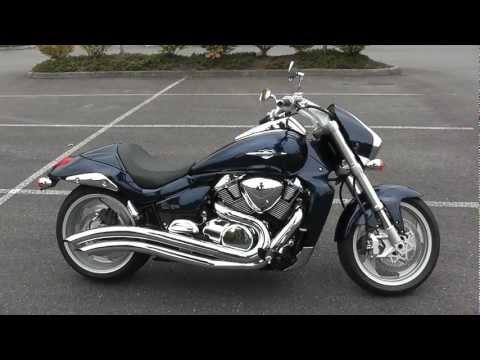 Suzuki Boulevard M109R scorpion tips | VideoMoviles com