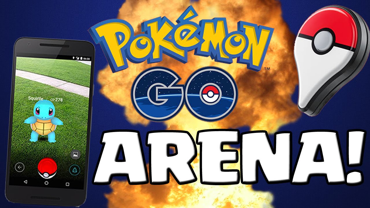 POKÉMON GO - ARENA KAMPF! || Let's Play Pokemon Go [Deutsch/German HD+]