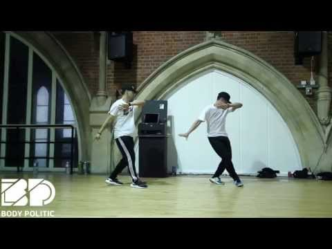 Vinh Nguyen | FRENEMIES X KINJAZ Workshop | Day 2