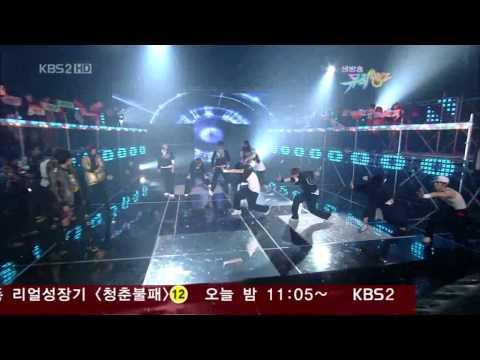 Dance Battle - BEAST vs. ZE:A
