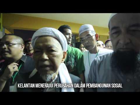 Pemerintahan PAS di Kelantan Mengubah Pemikiran Rakyat