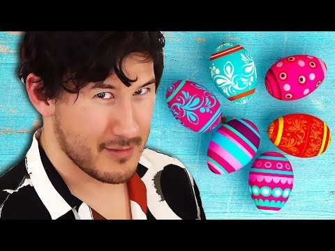 Markiplier Makes: Easter Eggs
