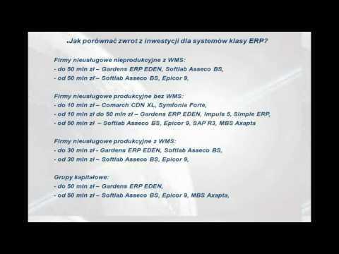 Skalowalne vs pudełkowe systemy ERP - część 3
