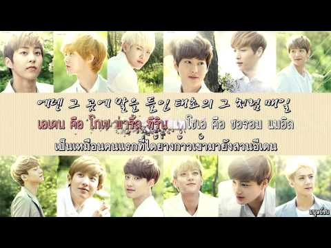 [THAI-SUB] EXO-K - ANGEL (Into Your World)