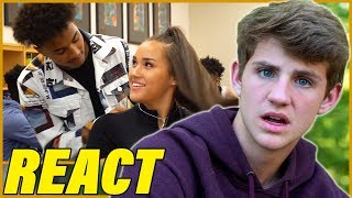 "MattyBRaps REACTS to ""HUSH"" by Haschak Sisters"