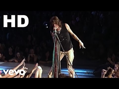 Aerosmith - I Don't Want to Miss a Thing (Video)
