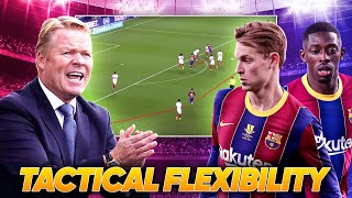 How Ronald Koeman TRANSFORMED Barcelona! | Scout Report