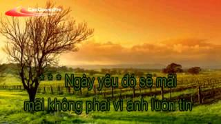 Giấc Mơ Của Anh Karaoke   Mr Siro   CaoCuongPro   YouTube