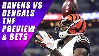 Baltimore Ravens vs Cincinnati Bengals: Thursday Night Football