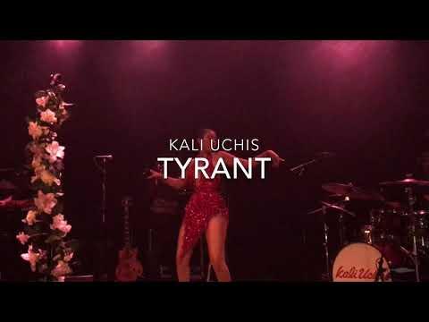 Kali Uchis - Tyrant LIVE (Bowery Ballroom, Tyrant Tour) HD