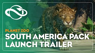 South America Pack Launch Trailer preview image