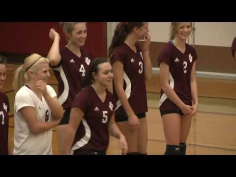 NCCS - Plattsburgh Volleyball 10-7-11