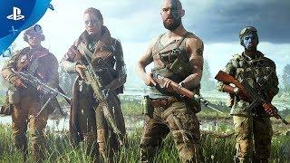 Battlefield 5 - Reveal Trailer | PS4