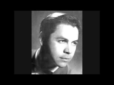 LUCHO GATICA. DELIRIO. Con la Orquesta de Vicente Bianchi.wmv