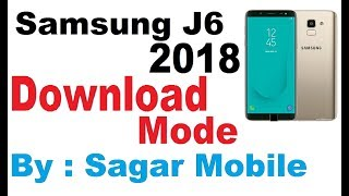 Samsung j600g , j600f,j600fn j600m j400f, j400fn Download Mode by